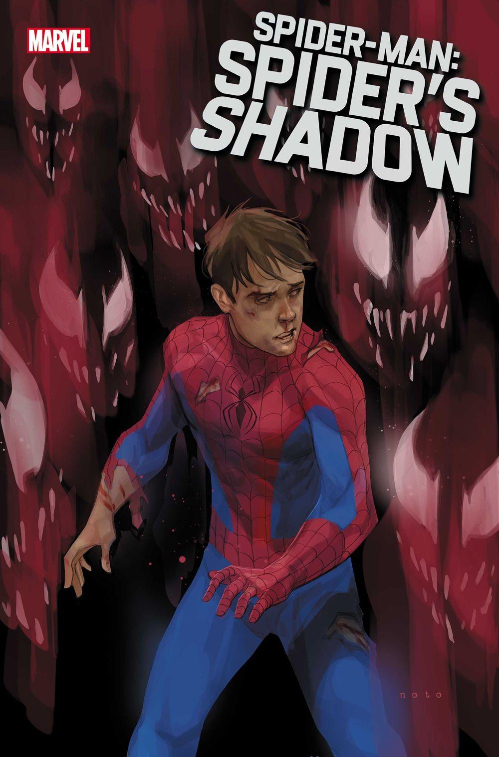 SMSPIDERSHADOW2021005_cvr Marvel Comics August 2021 Solicitations