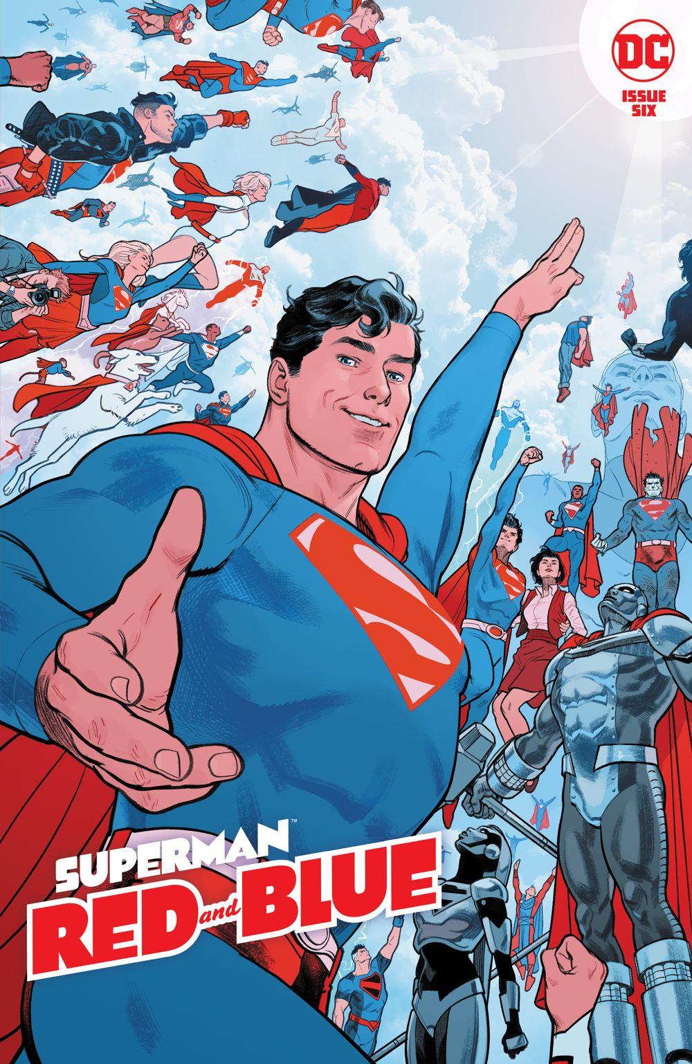 SM_RandB_Cv6 DC Comics August 2021 Solicitations