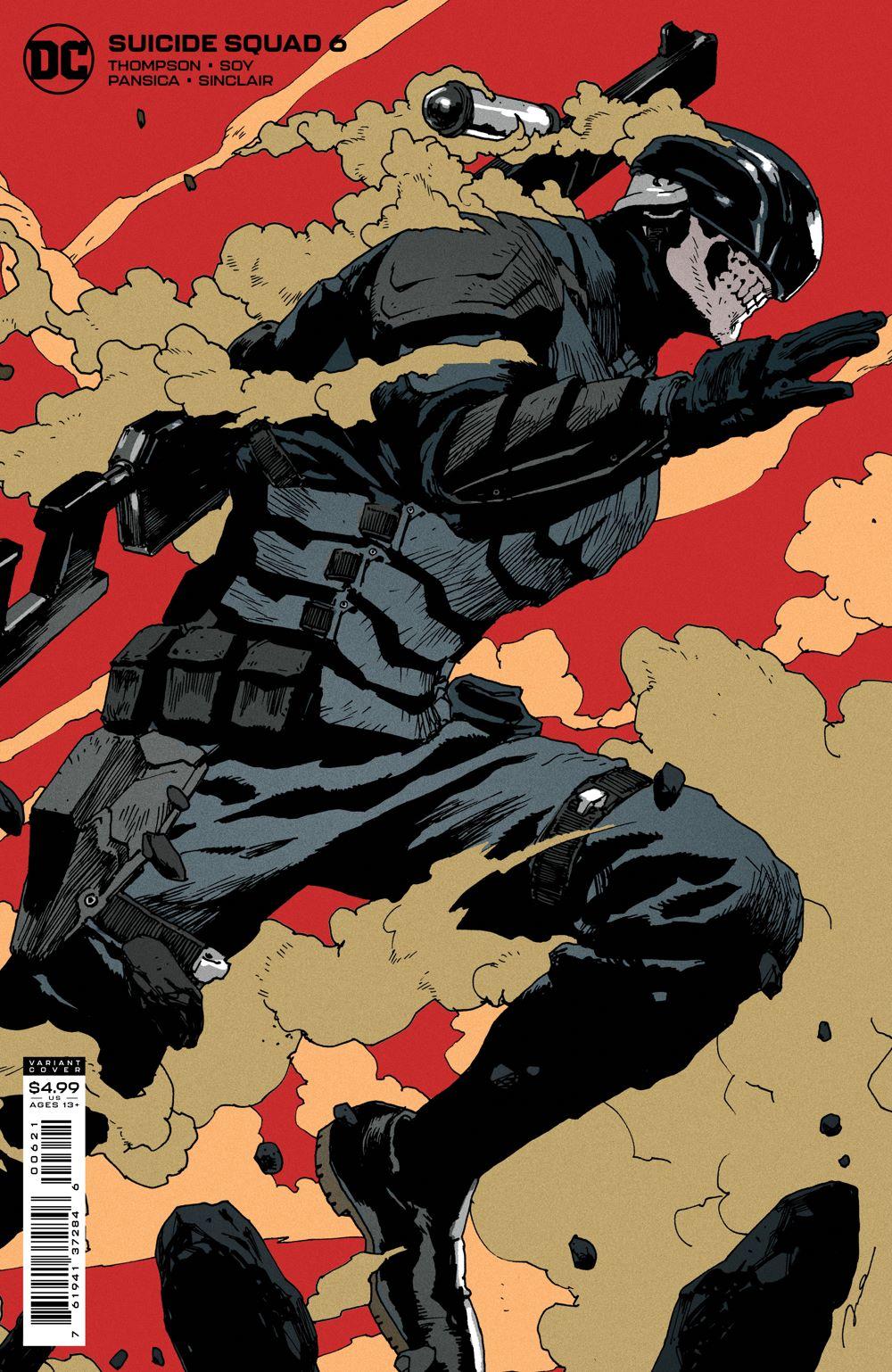 SSQUAD_Cv6_var_00621 DC Comics August 2021 Solicitations