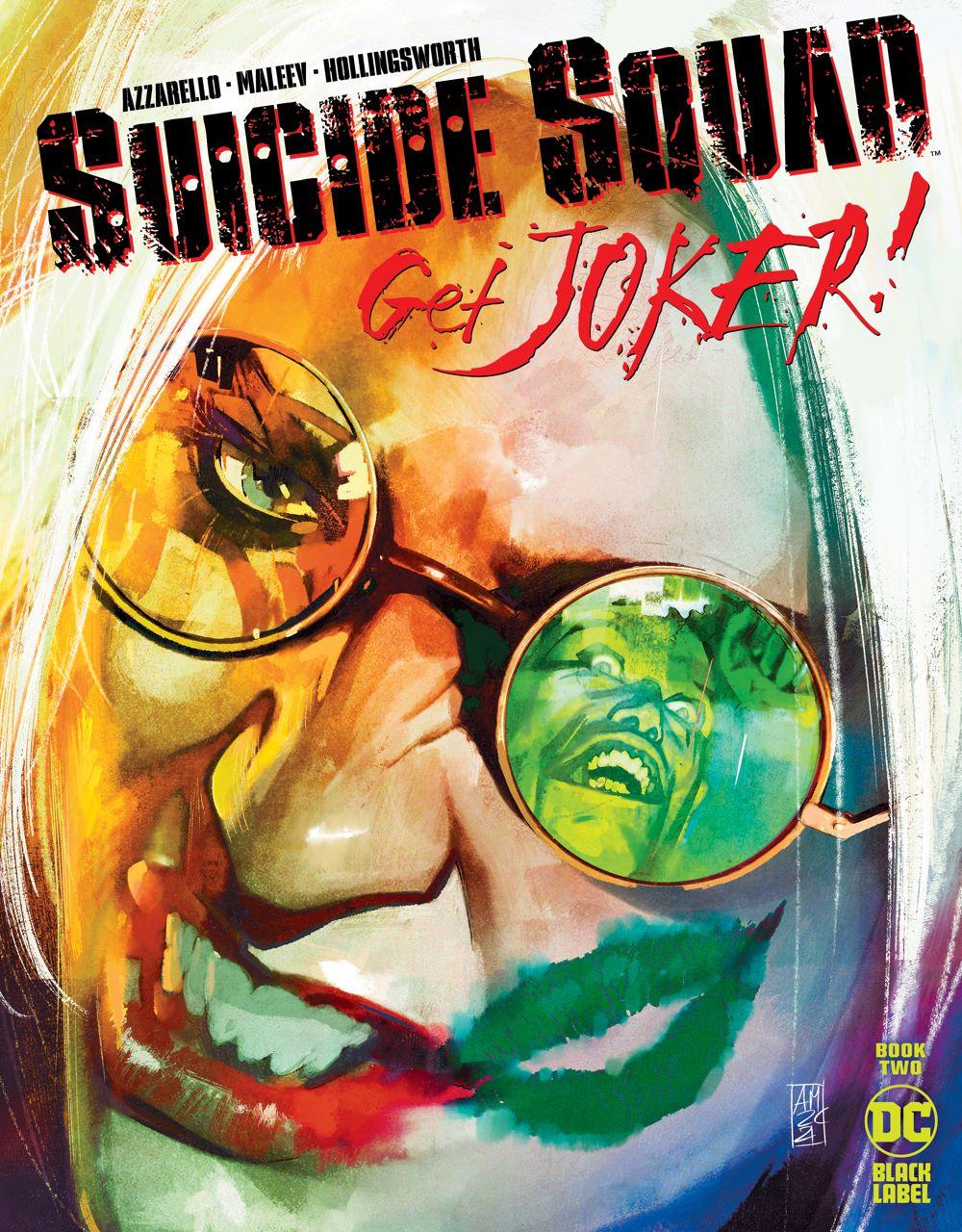 SSYODT_Cv2 DC Comics August 2021 Solicitations