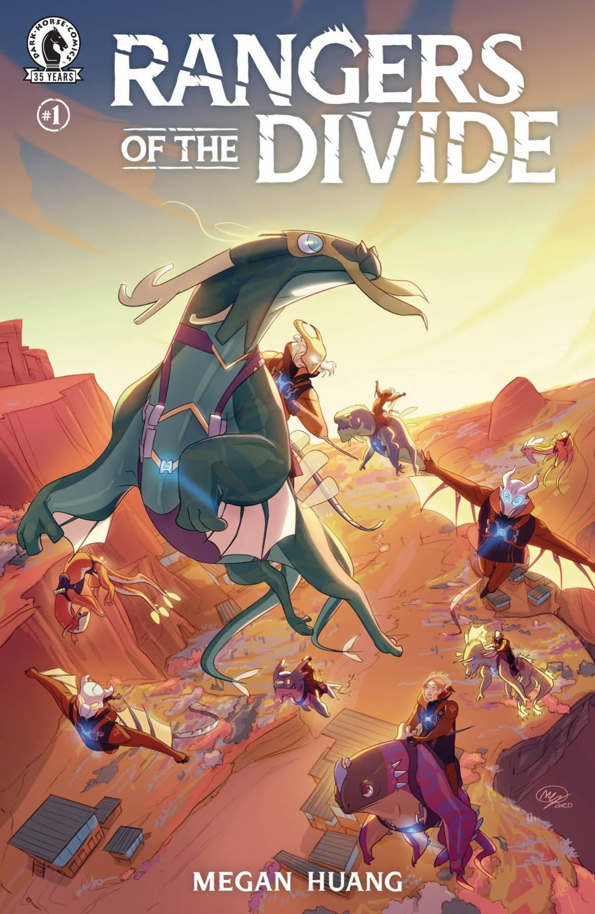 STL185740 ComicList: Dark Horse Comics New Releases for 05/19/2021