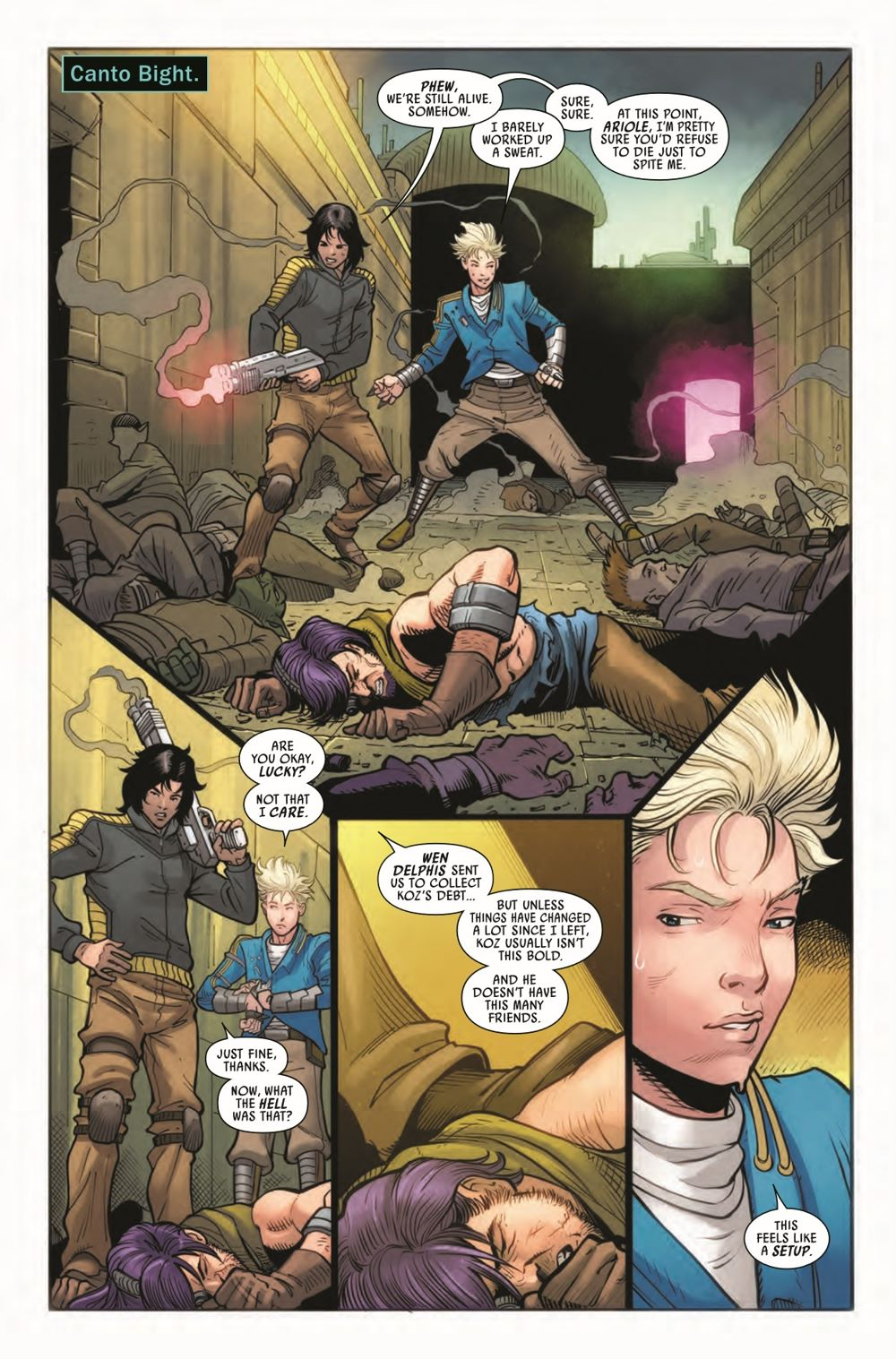 STWAPHRA2020010_Preview-4 ComicList Previews: STAR WARS DOCTOR APHRA #10