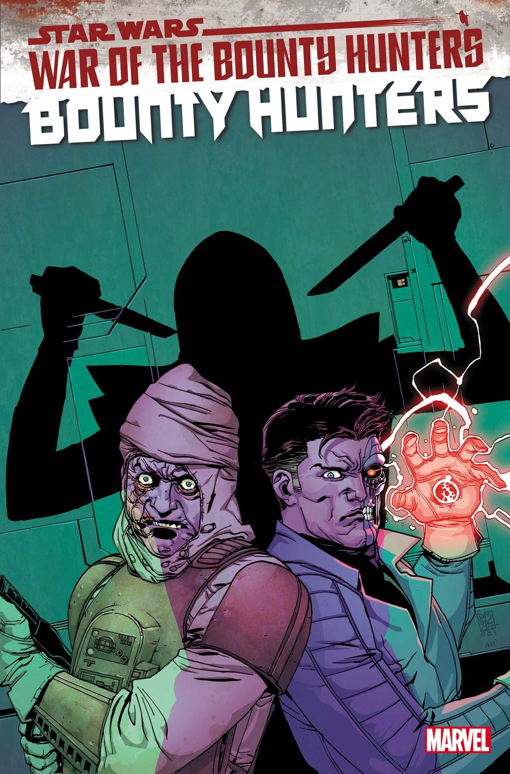STWBOUNTYHUNT2020015_COV Marvel Comics August 2021 Solicitations