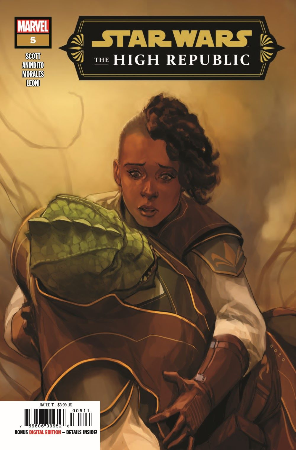 STWHIGHREP2021005_Preview-1 ComicList Previews: STAR WARS THE HIGH REPUBLIC #5