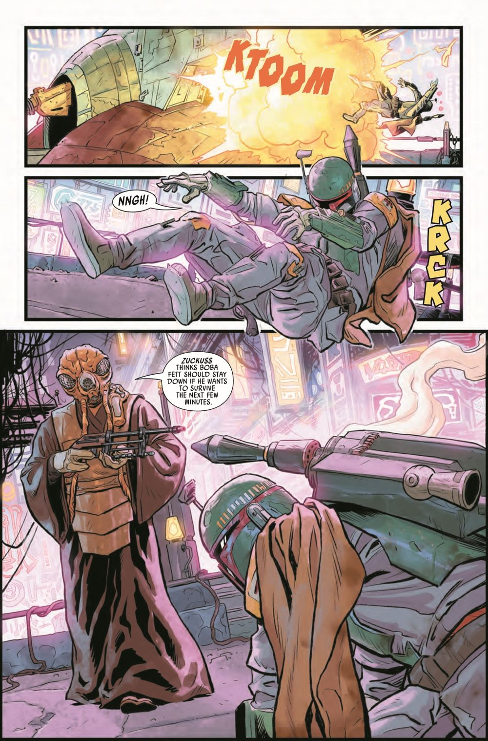 STWWAROTBH2021001_Preview-7 ComicList Previews: STAR WARS WAR OF THE BOUNTY HUNTERS #1 (OF 5)