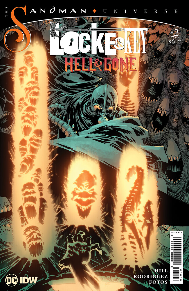 SUNI_LK_HG_Cv2_var_Kelley_Jones_60a6f6e8a6c491.52677774 LOCKE & KEY/THE SANDMAN UNIVERSE: HELL & GONE ends this August