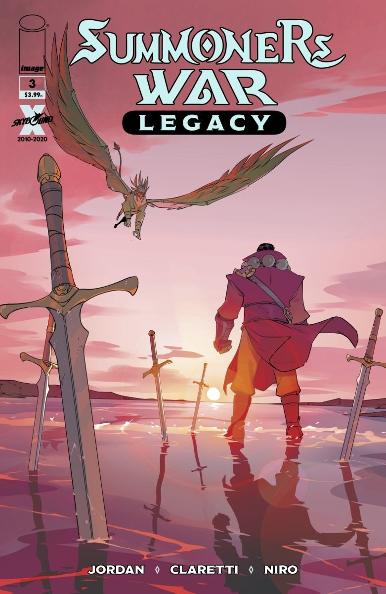 SW03_Cover_c6815a0147f8285e3b5042ebb3626151 First Look at SUMMONERS WAR: LEGACY #3 from Image Comics