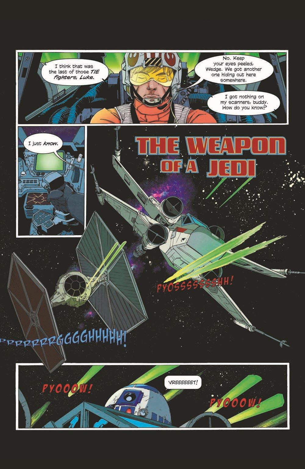 SWA_Weapons01_pr-3 ComicList Previews: STAR WARS ADVENTURES THE WEAPON OF A JEDI #1 (OF 2)