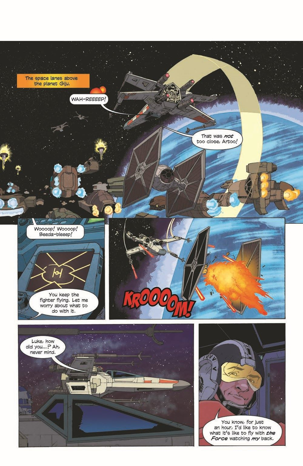 SWA_Weapons01_pr-4 ComicList Previews: STAR WARS ADVENTURES THE WEAPON OF A JEDI #1 (OF 2)