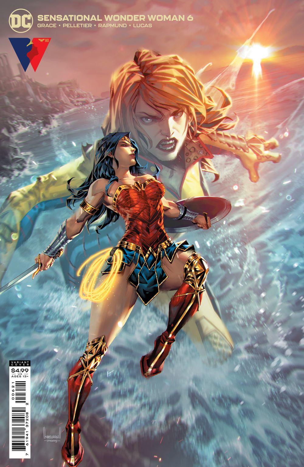 SWW_Cv6_var DC Comics August 2021 Solicitations