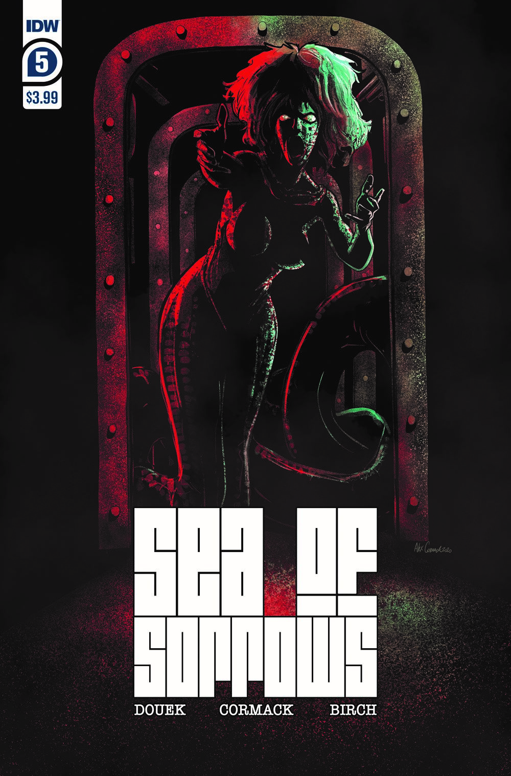 SeaofSorrow_05-Acvr ComicList Previews: SEA OF SORROWS #5 (OF 5)