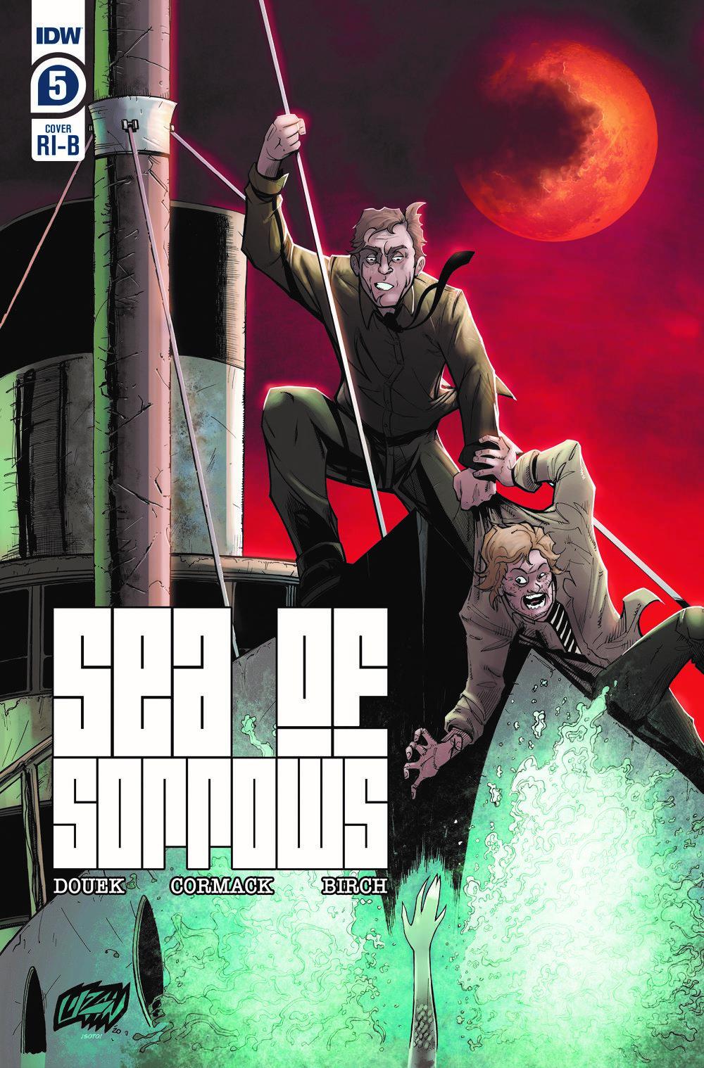 SeaofSorrow_05-cvrRIB ComicList: IDW Publishing New Releases for 05/12/2021