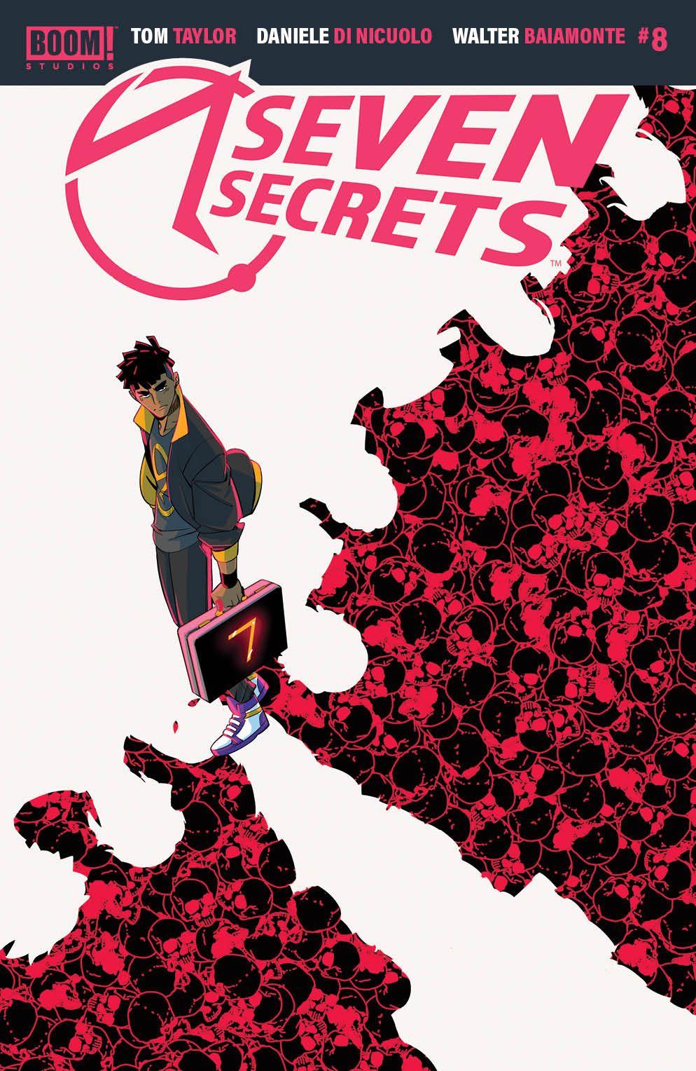SevenSecrets_008_Cover_A_Main ComicList Previews: SEVEN SECRETS #8