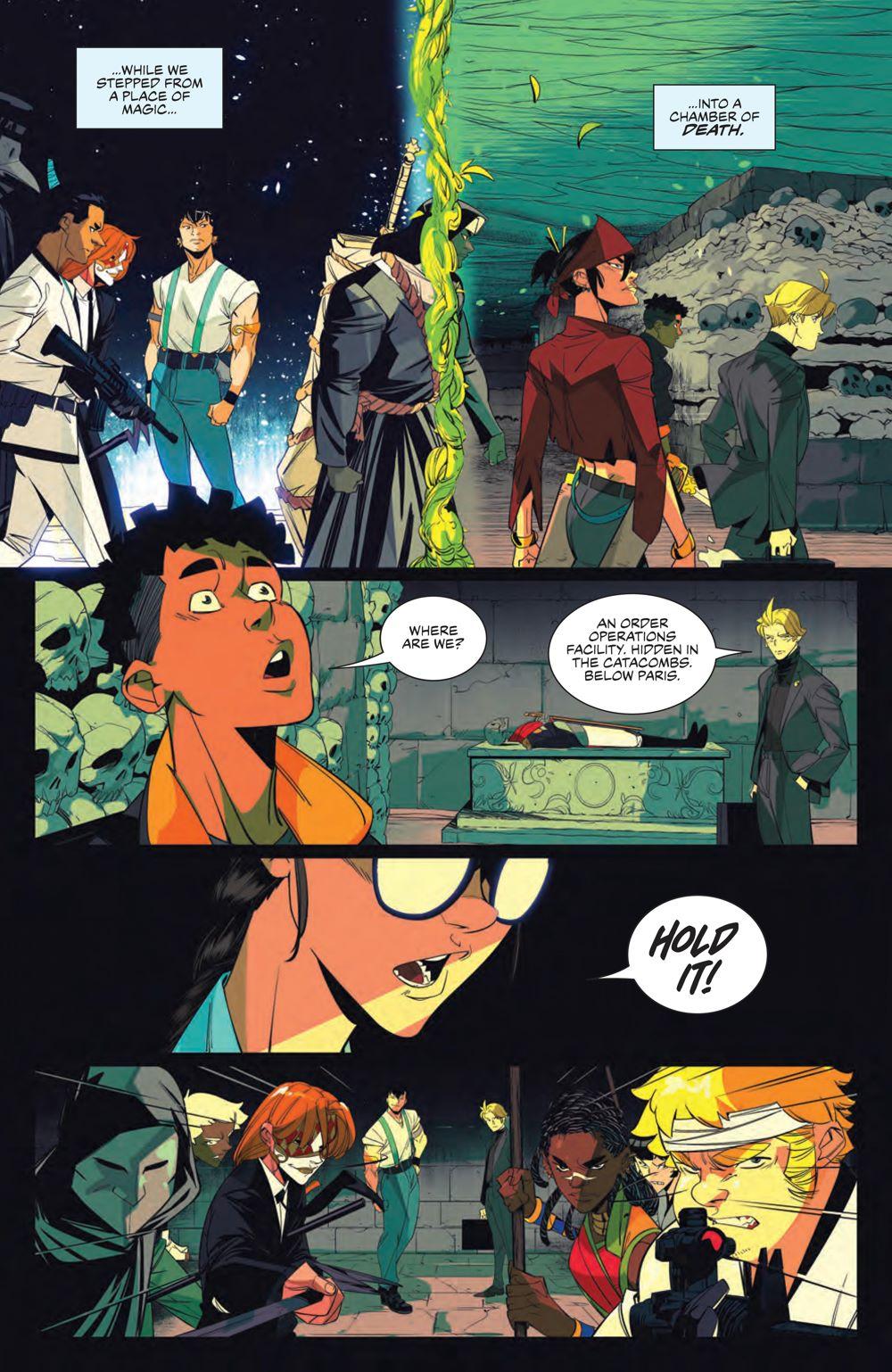 SevenSecrets_008_PRESS_6 ComicList Previews: SEVEN SECRETS #8