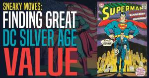 Silver-300x157 Sneaky Moves: Finding Great DC Silver Age Value