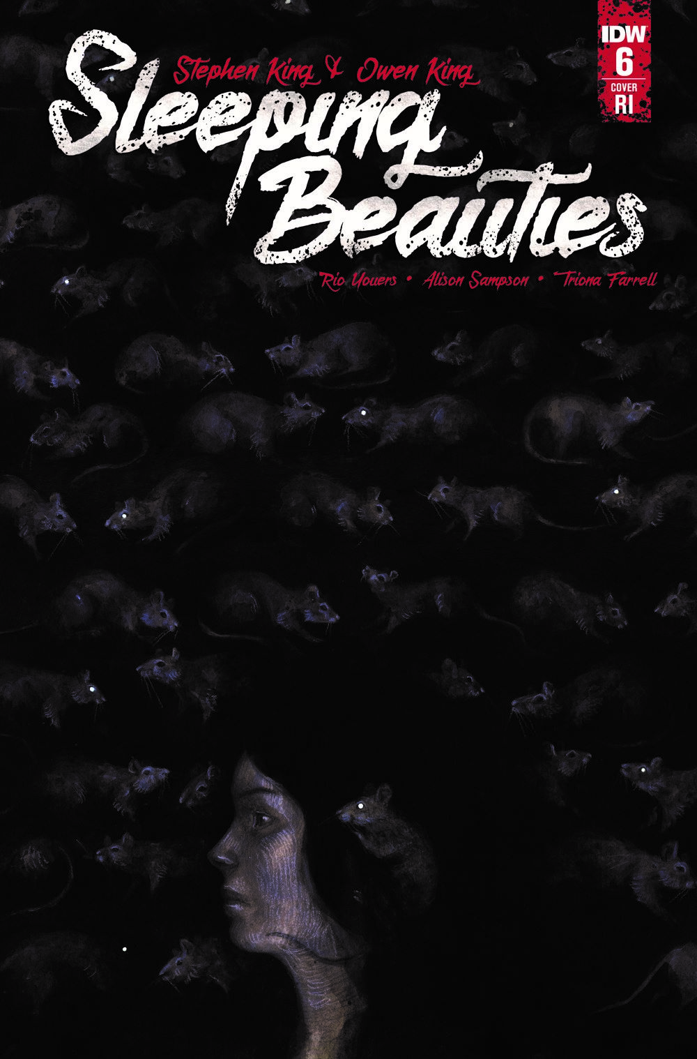 SleepingBeauties_06_CVR_RIa-2 ComicList: IDW Publishing New Releases for 05/19/2021