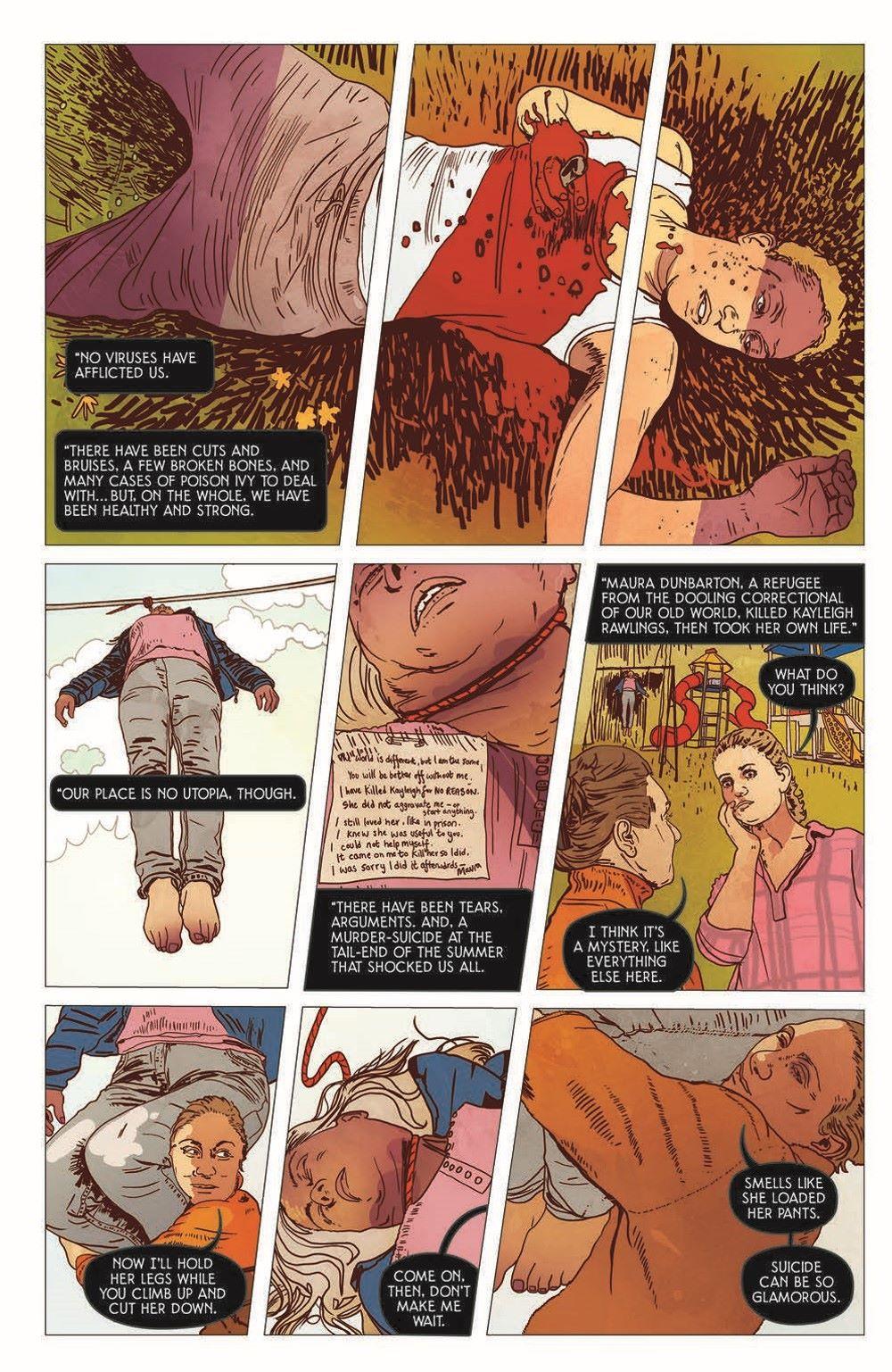 SleepingBeauties_06_pr-5 ComicList Previews: SLEEPING BEAUTIES #6 (OF 10)