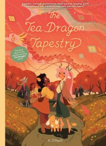 TEADRAGONTAPESTRY-REFERENCE-001-218x300 ComicList Previews: THE TEA DRAGON TAPESTRY HC
