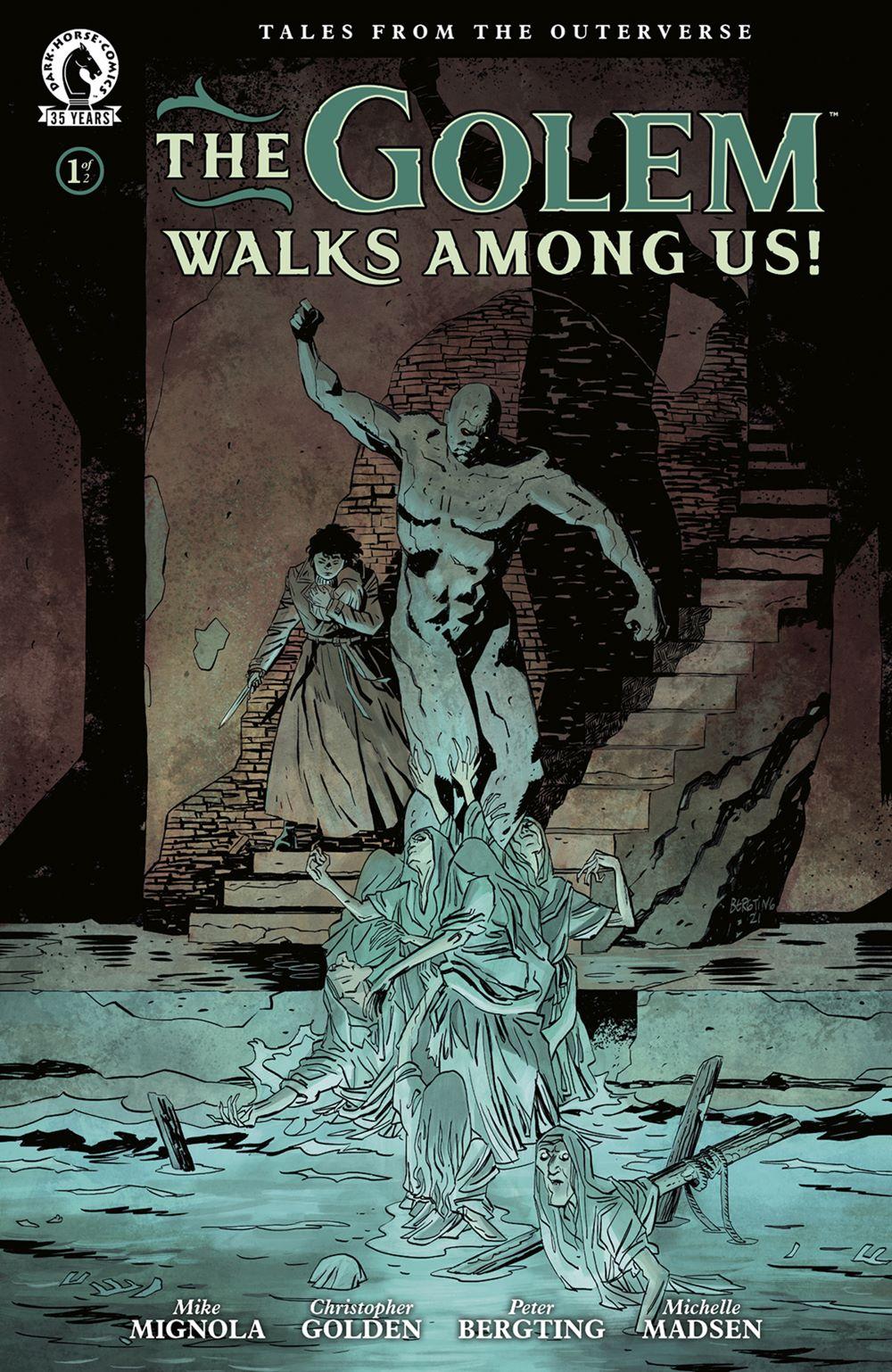 TFOGWAU_i1_CVR_A_4x6_SOL-3 Dark Horse Comics August 2021 Solicitations