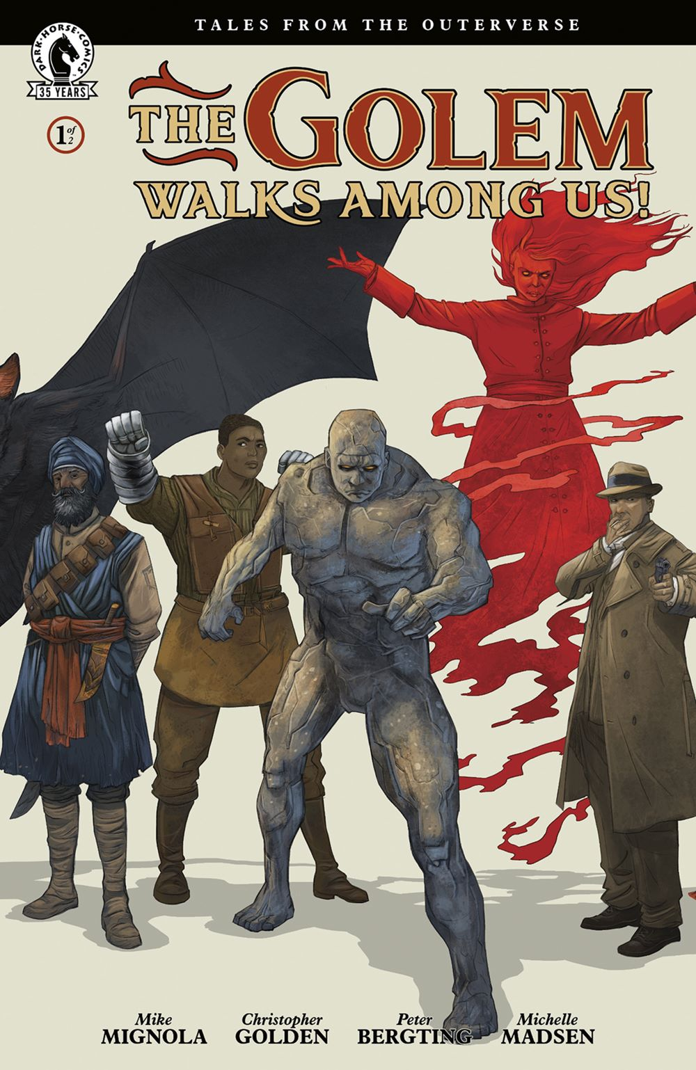 TFOGWAU_i1_CVR_VAR_B_4x6_SOL-3 Dark Horse Comics August 2021 Solicitations