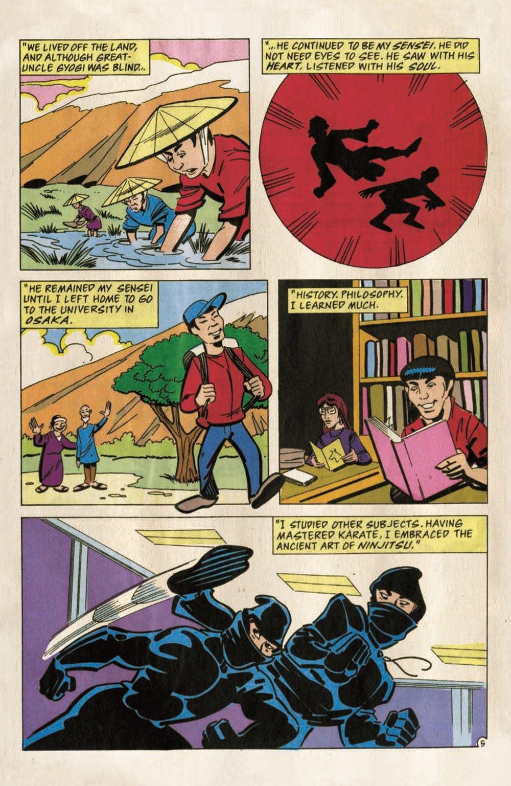 TMNT-Bestof-Splinter_pr-7 ComicList Previews: TEENAGE MUTANT NINJA TURTLES BEST OF SPLINTER #1