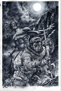 Tarzan-on-the-Planet-of-the-Apes-by-Duncan-Fregredo-203x300 Tarzan on the Planet of the Apes: So Obvious