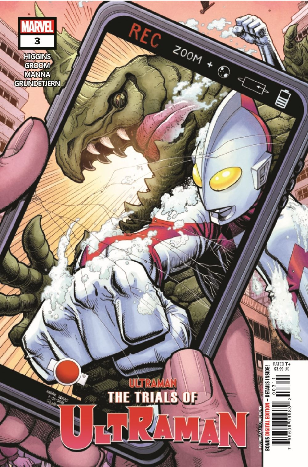 ULTRAMANTRIALS2021003_Preview-1 ComicList Previews: TRIALS OF ULTRAMAN #3 (OF 5)