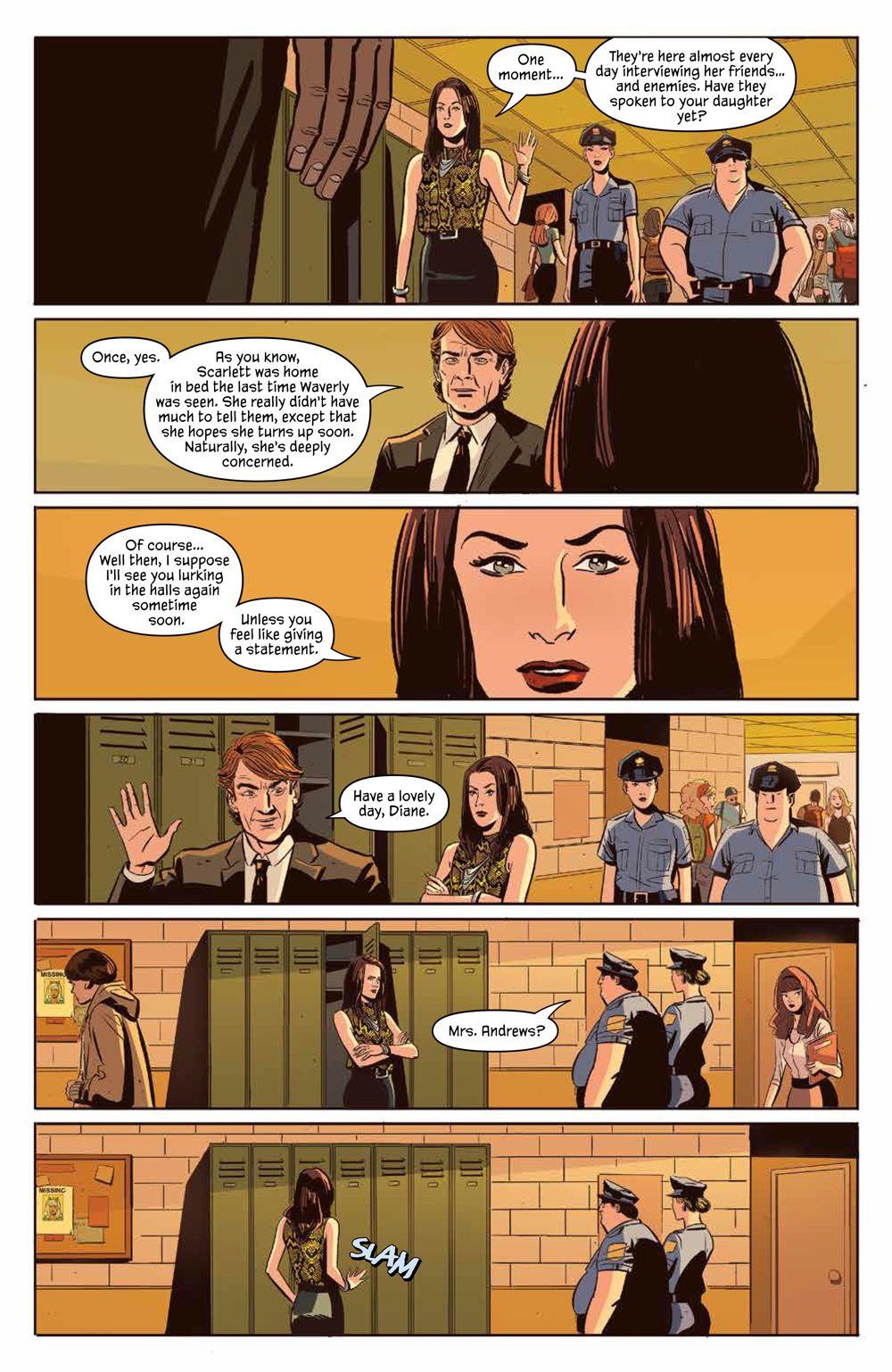 UnkindnessRavens_SC_PRESS_18 ComicList Previews: AN UNKINDNESS OF RAVENS TP