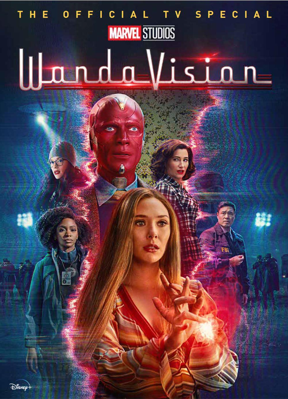WANDA-HC Titan Comics August 2021 Solicitations