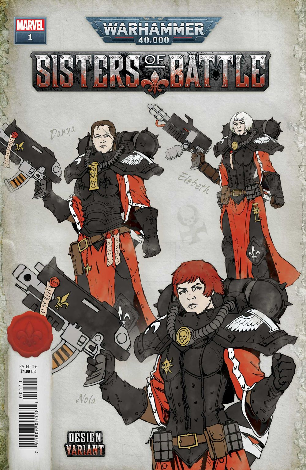 WARHAMMERSOB2021001_design_var Marvel Comics August 2021 Solicitations