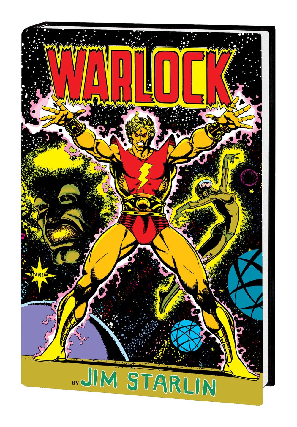 WARLCKJSGE_HC Marvel Comics August 2021 Solicitations