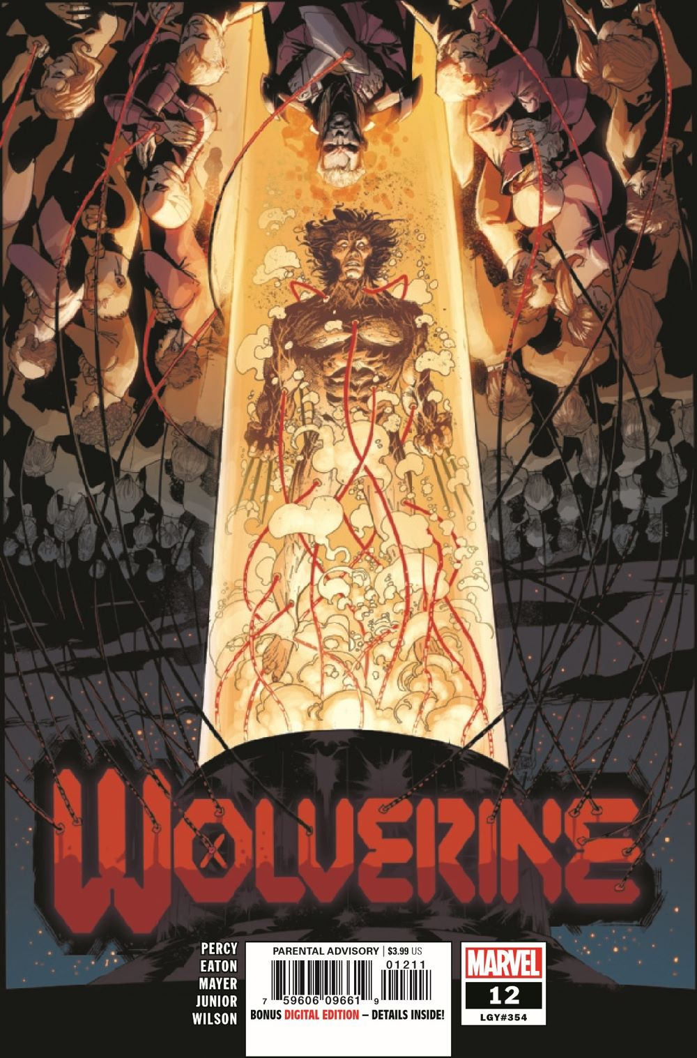 WOLV2020012_Preview-1 ComicList Previews: WOLVERINE #12