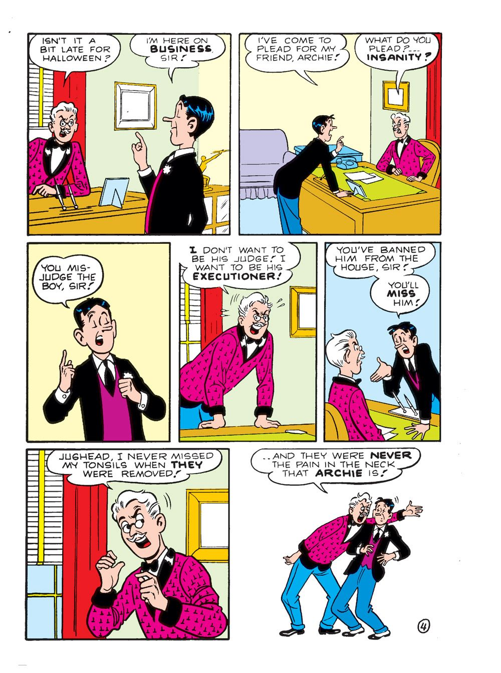 WorldOfArchieJumboComicsDigest_109-139 ComicList Previews: WORLD OF ARCHIE JUMBO COMICS DIGEST #109