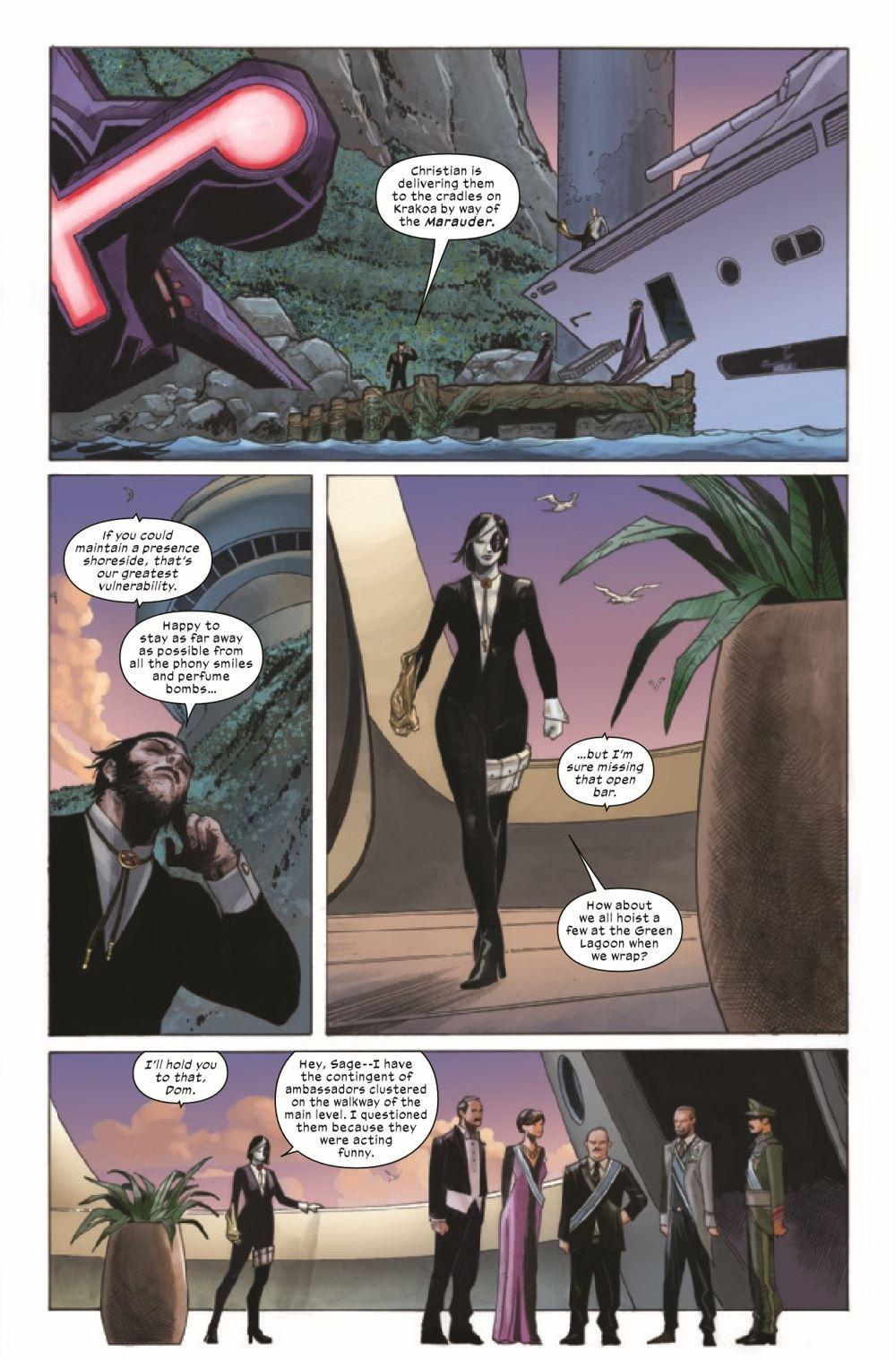 XFORCE2019020_Preview-3-1 ComicList Previews: X-FORCE #20