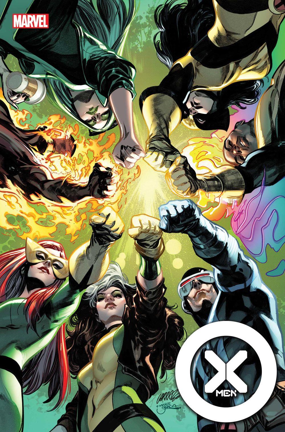 XMEN2021002_cov Marvel Comics August 2021 Solicitations