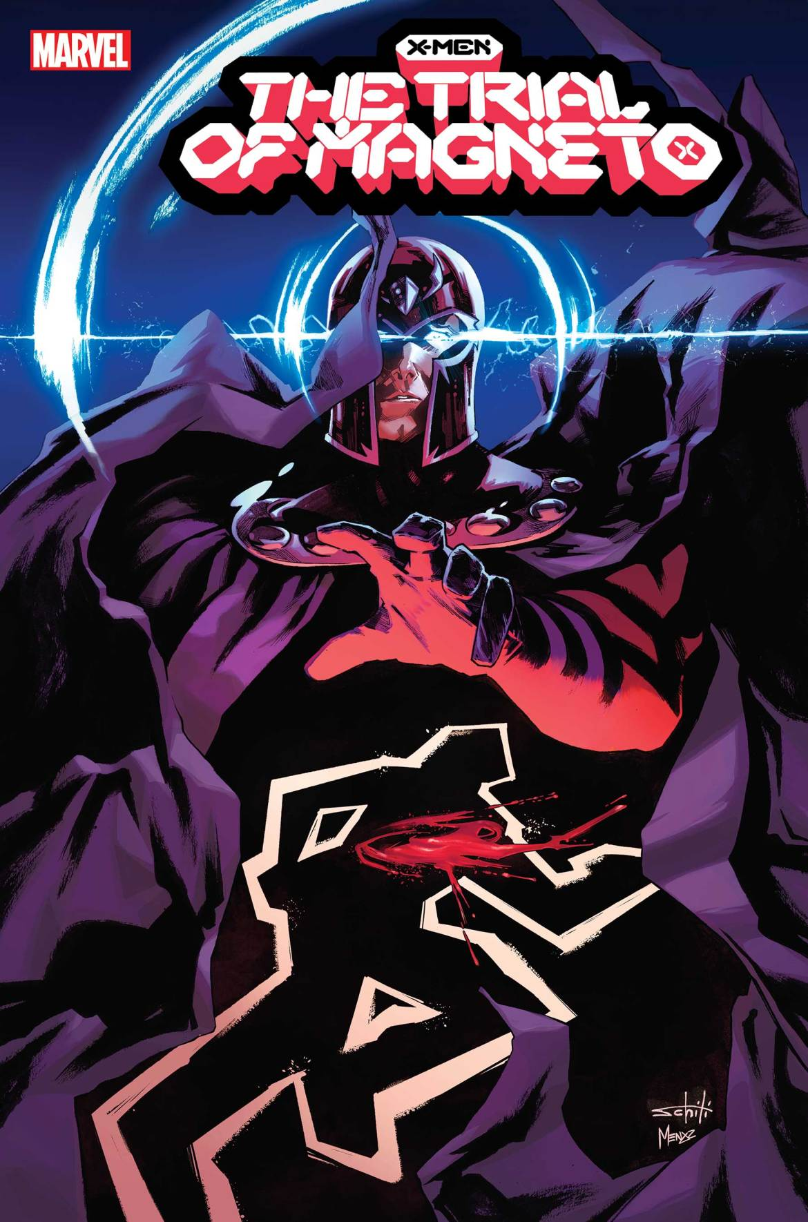 XMENTRIAL2021001_Cover Murder manifests into THE TRIAL OF MAGNETO