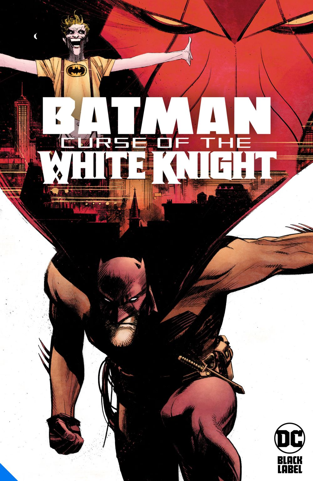 batmancurseofthewhiteknight_adv DC Comics August 2021 Solicitations