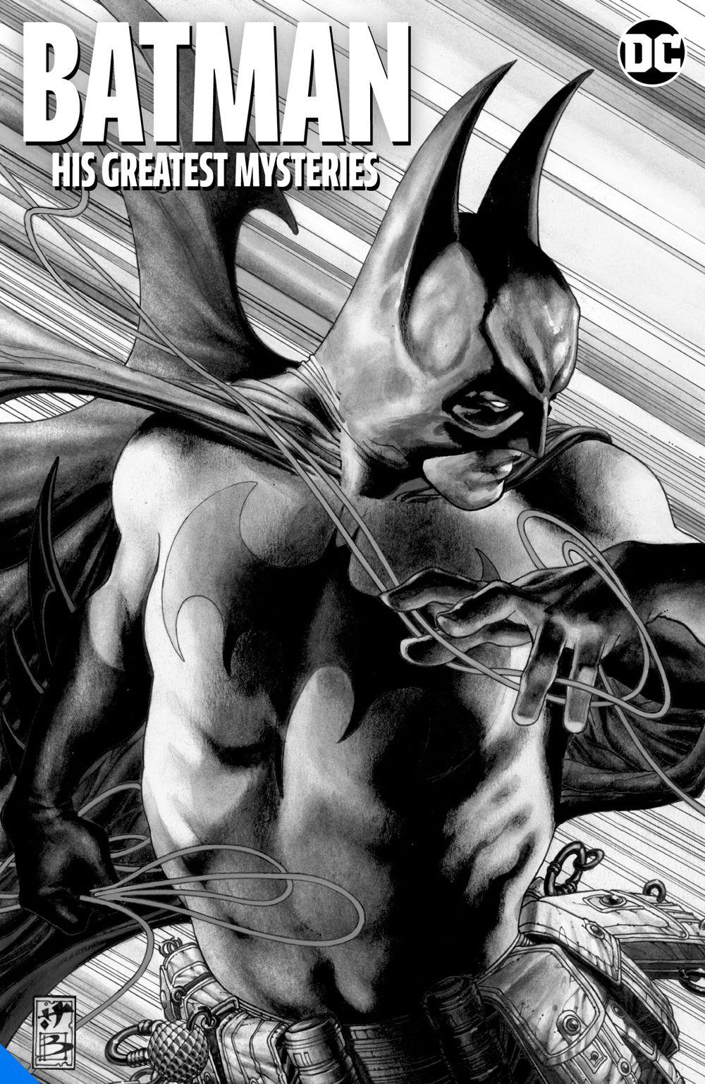 batmanhisgreatestmysteries_adv DC Comics August 2021 Solicitations