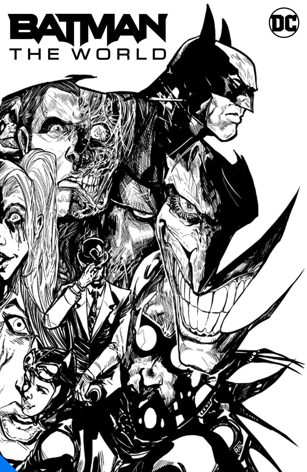 batmantheworld_adv DC Comics August 2021 Solicitations