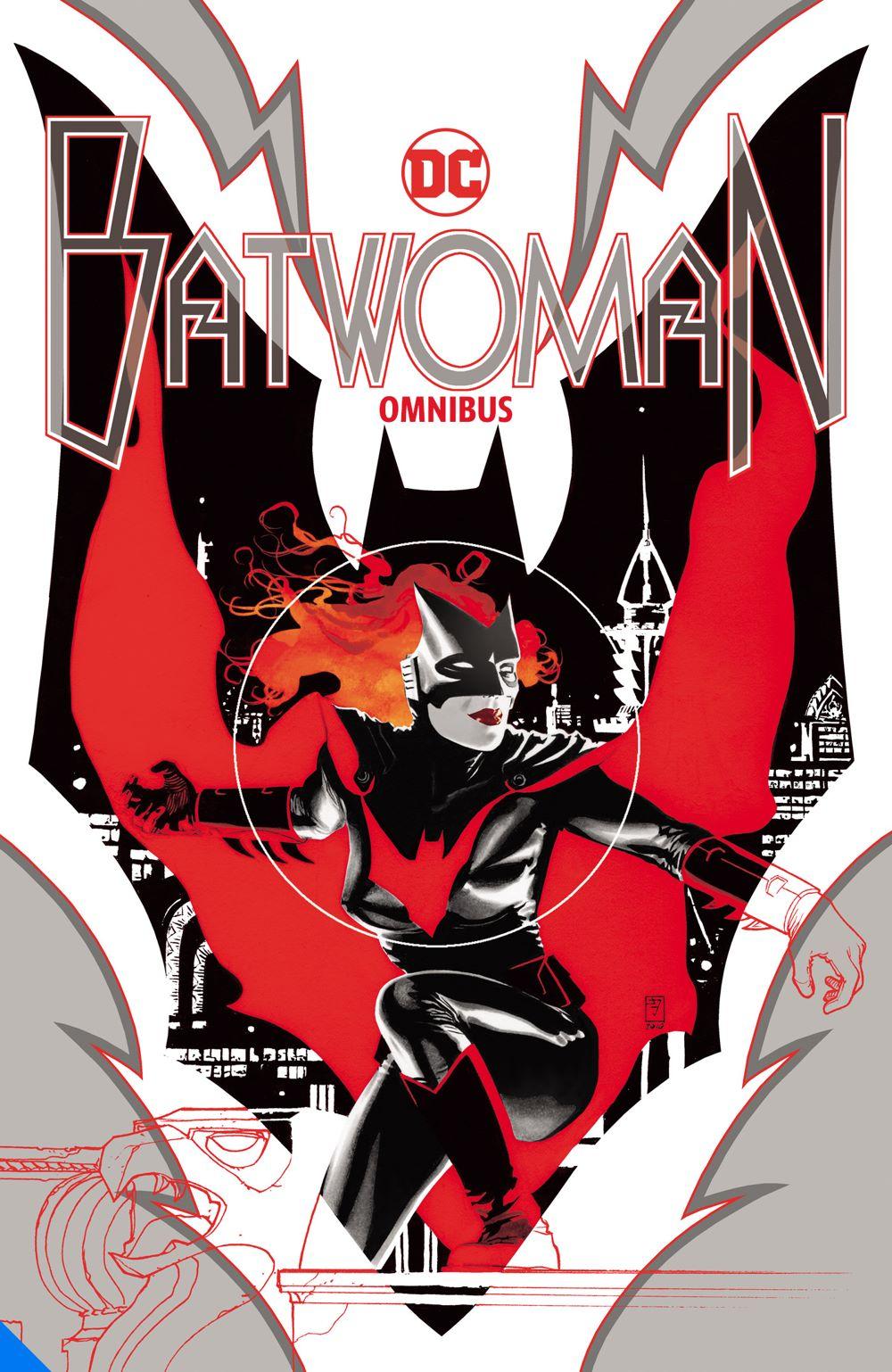 batwoman-omni_adv DC Comics August 2021 Solicitations