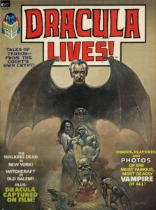 dracula_lives__magazine__1-223x300 Comic Trends & Oddballs: The Green Lama Lives!