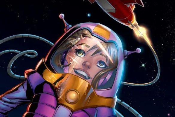 lun5 LUNAR LADIES launches this July From Scout Comics