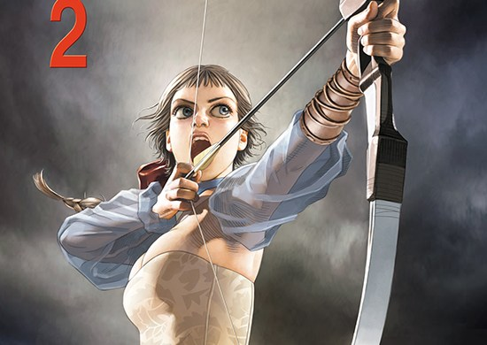 old2 eigoMANGA to publish OLDMAN graphic novel