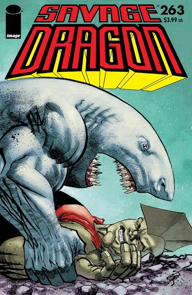 savagedragon263a_cov Image Comics August 2021 Solicitations
