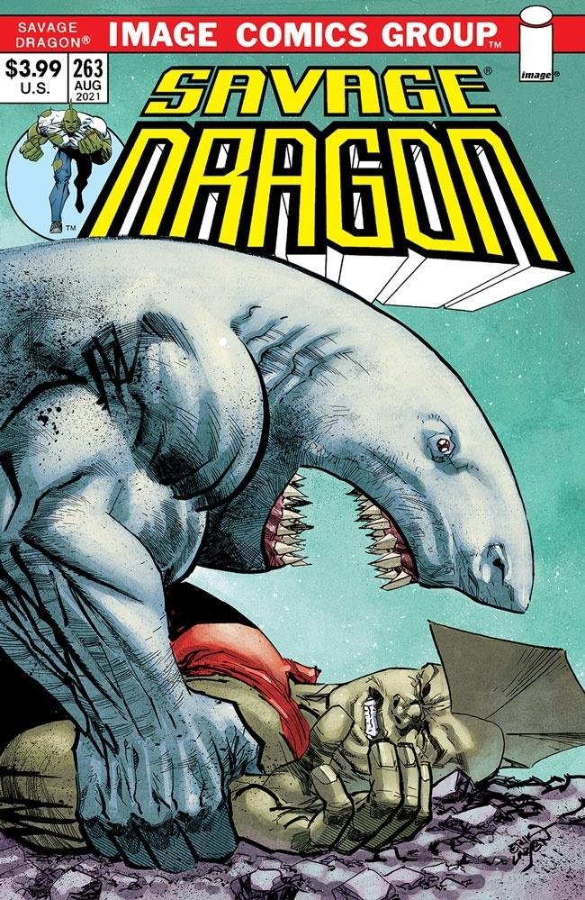 savagedragon263b_cov Image Comics August 2021 Solicitations