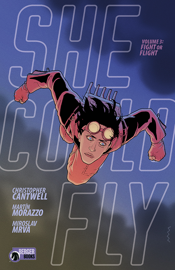 scf3cov SHE COULD FLY to conclude in Fight Or Flight this Fall