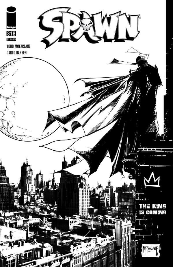spawn-318 ComicList: Image Comics New Releases for 05/26/2021