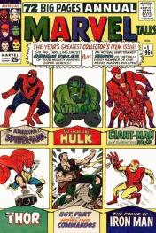 tales-201x300 Marvel Tales #1 is a Key Issue to Grab!