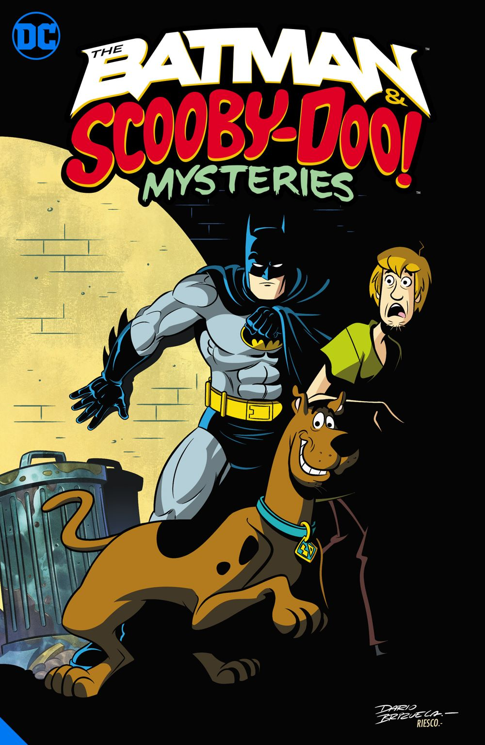thebatmanscoobydoomysteries_adv DC Comics August 2021 Solicitations