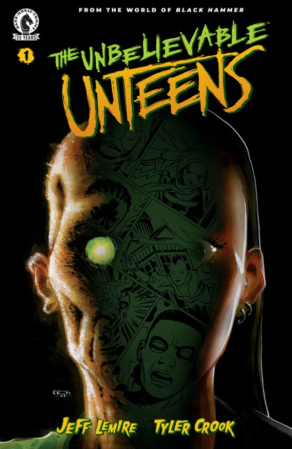 unteenscov From the world of Black Hammer comes THE UNBELIEVABLE UNTEENS